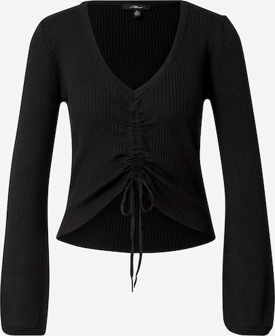 Mavi Pullover in schwarz, Produktansicht