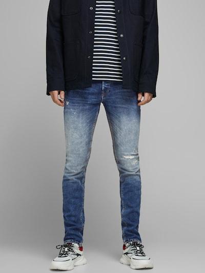 JACK & JONES Jeans 'Glenn' in blau, Modelansicht