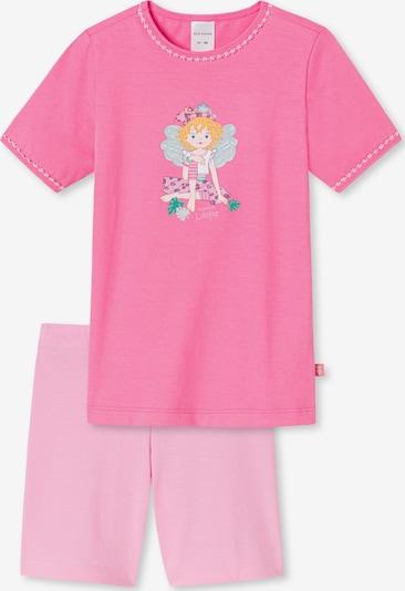 SCHIESSER Pyjama in pink, Produktansicht