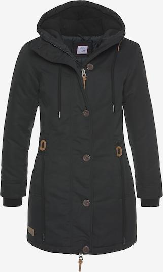 KangaROOS Winterparka in schwarz, Produktansicht