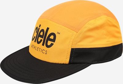 CIELE ATHLETICS Sportcap in mandarine / schwarz, Produktansicht