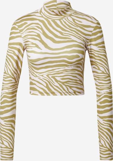 ABOUT YOU x Sofia Tsakiridou Shirt 'Sofia' in de kleur Beige, Productweergave