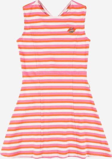 VINGINO Рокля 'Perlia' в оранжево / розово / бяло, Преглед на продукта