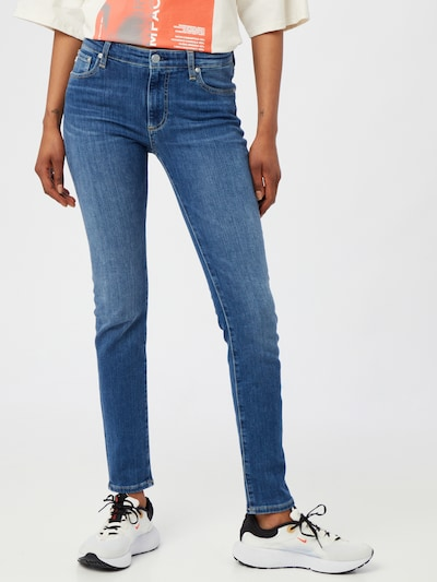 AG Jeans Jeans 'PRIMA' in blue denim, Modelansicht