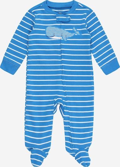 Carter's Schlafanzug in himmelblau / weiß, Produktansicht