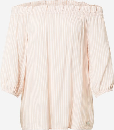 Eight2Nine Blouse in de kleur Rosa / Wit, Productweergave