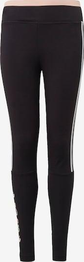 ADIDAS PERFORMANCE Leggings in schwarz: Frontalansicht