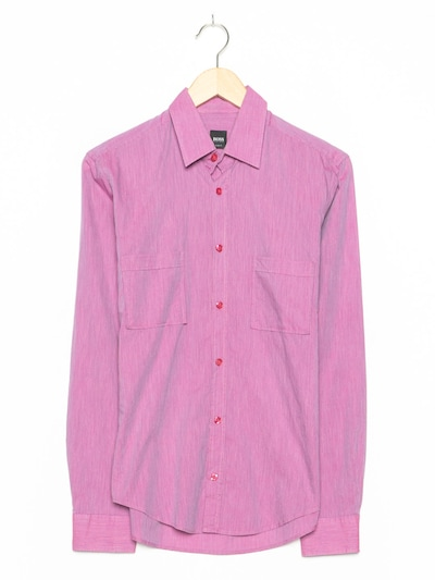 HUGO BOSS Hemd in M in flieder, Produktansicht