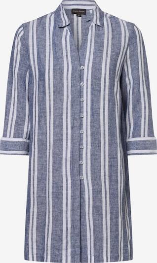 Franco Callegari Bluse in blau / weiß, Produktansicht