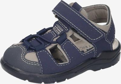 Pepino Sandale in navy / taubenblau / grau, Produktansicht
