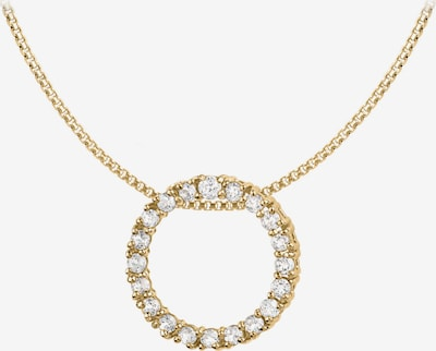 Jacques Lemans Necklace in Gold / White, Item view