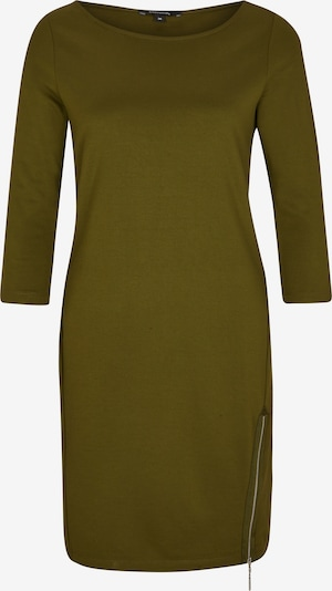 COMMA Dress in olive, Item view
