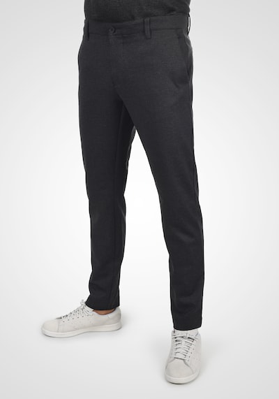 INDICODE JEANS Chino Pants 'Koldart' in Black, View model
