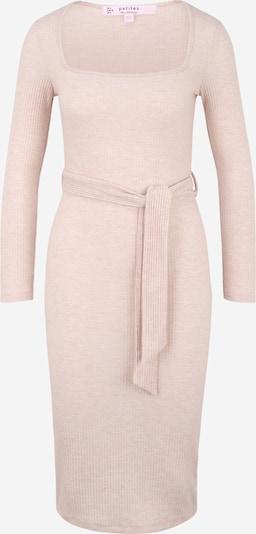 Rochie tricotat Miss Selfridge (Petite) pe roz pastel, Vizualizare produs