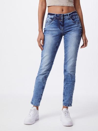 CECIL Jeans 'Scarlett' in dunkelblau, Modelansicht
