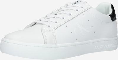 Calvin Klein Jeans Sneaker in schwarz / weiß, Produktansicht