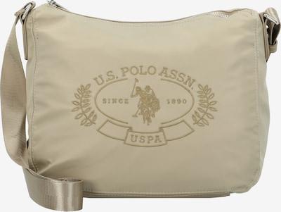 U.S. POLO ASSN. Umhängetasche in beige / grau, Produktansicht
