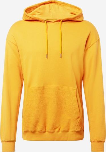 Cotton On Sweatshirt 'PANELLED FLEECE HOODIE' in gelb, Produktansicht
