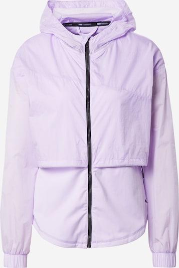 PUMA Sportska jakna u sivkasto ljubičasta (mauve) / crna, Pregled proizvoda