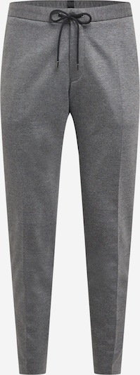Pantaloni con piega frontale 'Banks4' BOSS di colore grigio, Visualizzazione prodotti
