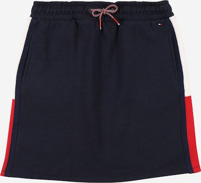 TOMMY HILFIGER Skirt in navy / red / white, Item view