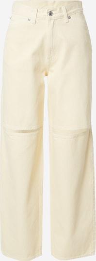 WEEKDAY Jeans 'Brae' in de kleur Natuurwit, Productweergave
