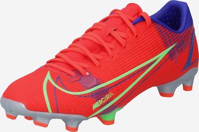 NIKE Voetbalschoen 'Vapor 14 Academy' in de kleur Kobaltblauw / Neongeel / Bloedrood, Productweergave