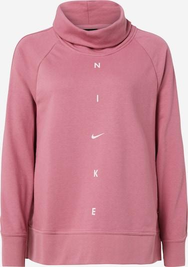 NIKE Sweat de sport en rosé, Vue avec produit