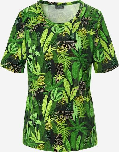 MYBC Shirt mit 1/2-Arm in grün, Produktansicht