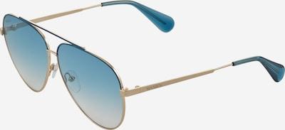 MAX&Co. Sunčane naočale u svijetloplava / zlatna, Pregled proizvoda