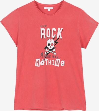 Scalpers Shirt in rot, Produktansicht