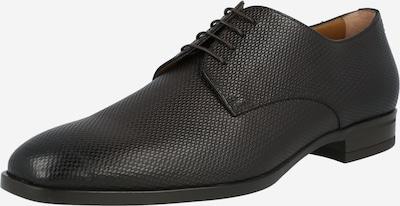 BOSS Casual Chaussure à lacets 'Kensington' en marron châtaigne, Vue avec produit