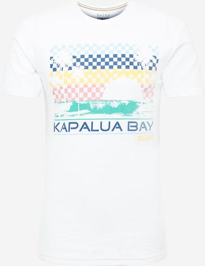BLEND Majica u nebesko plava / žuta / žad / rosé / prljavo bijela, Pregled proizvoda
