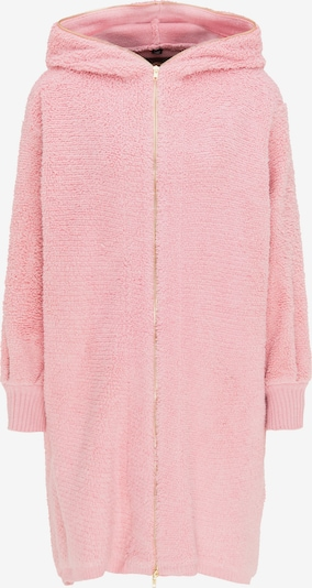 taddy Knitted coat in dusky pink, Item view