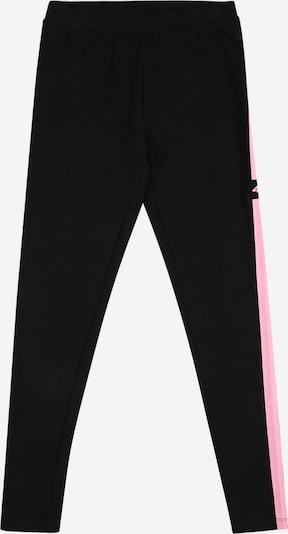 4F Sportbroek in de kleur Lichtroze / Zwart, Productweergave