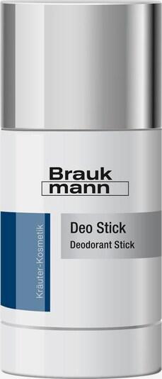Hildegard Braukmann Deodorant Stick in silber / weiß, Produktansicht