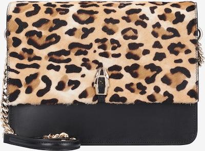 roberto cavalli Tasche in beige / braun / schwarz, Produktansicht