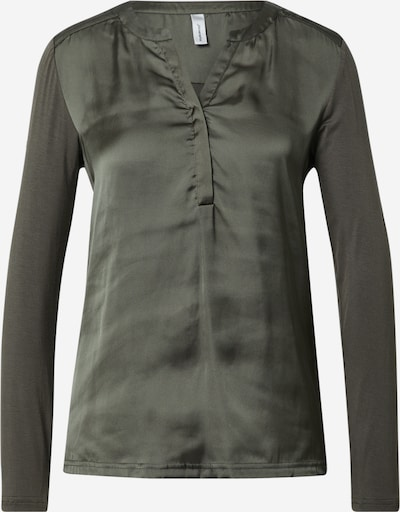 Soyaconcept Bluse 'THILDE' in khaki, Produktansicht
