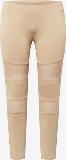 Urban Classics Curvy Leggings en beige claro, Vista del producto