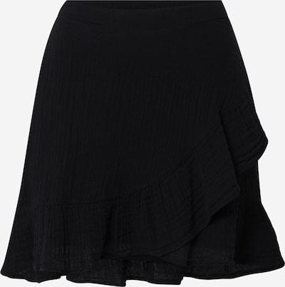 Neo Noir Jupe 'Bekka Gauze' en noir, Vue avec produit