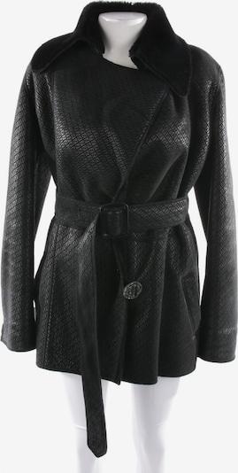 Fendi Lederjacke in L in schwarz, Produktansicht