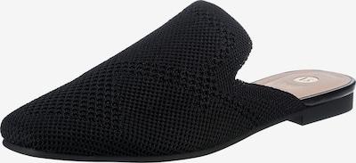 LA STRADA Mules in Black, Item view