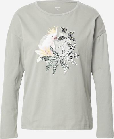 ETAM Majica za spanje 'IRNY' | rumena / kaki / roza / črna / bela barva, Prikaz izdelka