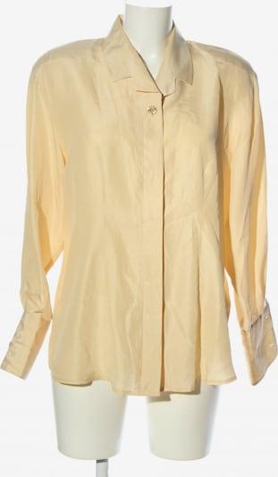 Franco Callegari Hemd-Bluse in S in pastellgelb, Produktansicht