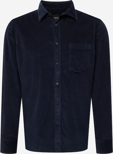 BOSS Casual Skjorta 'Riou' i mörkblå, Produktvy