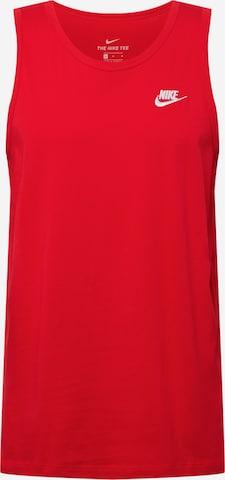 T-Shirt Nike Sportswear en rouge