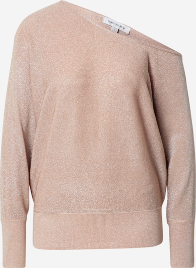 Forever New Pullover in puder / silber, Produktansicht