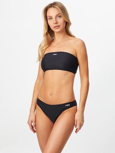 FILA Bikini w kolorze czerwony / czarny / białym, Podgląd na modelu(-ce)
