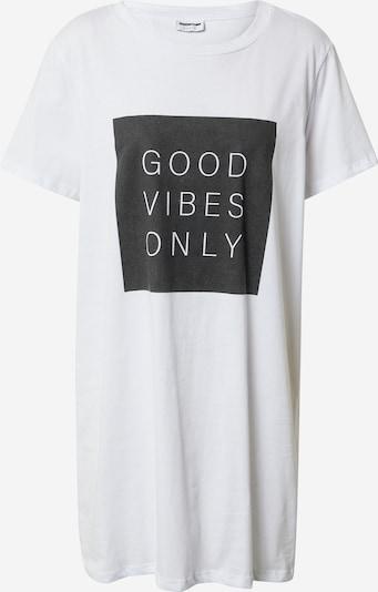 Noisy may Camiseta 'ZODIAC' en negro / blanco, Vista del producto