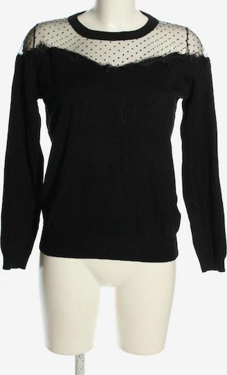 SassyClassy Strickpullover in S in schwarz, Produktansicht